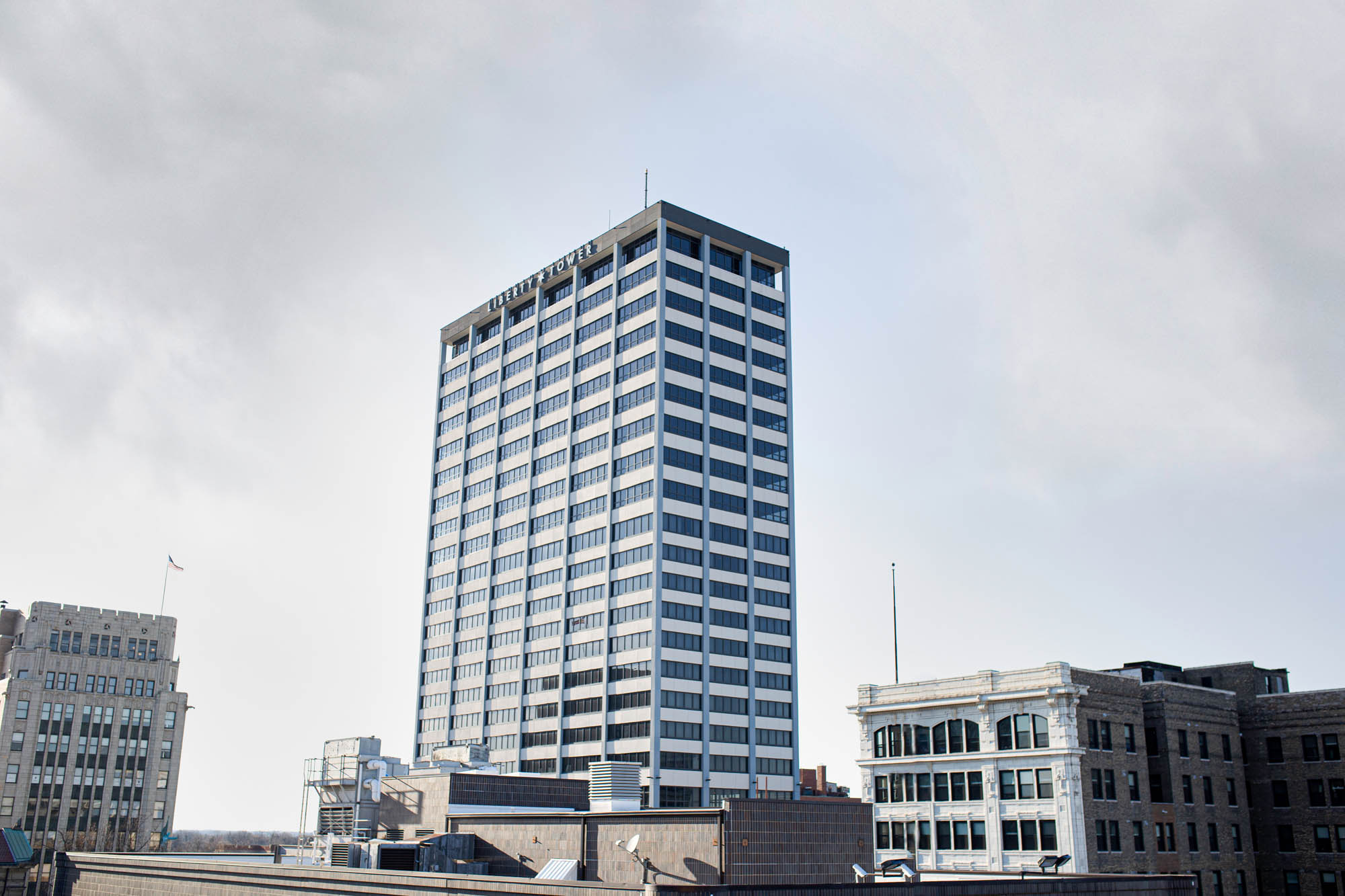 liberty tower south bend